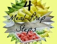 MEAL PREP / Learn simple ways to make sure you are getting your meals prepped for the week!