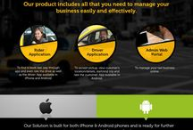 Taxiroot an all in all product to manage #Taxi #Limo business