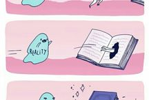Books are baes❤