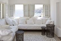 Villa Ersi (Kefalonia House) - Inspiration / These are the items we're coveting for the house we're building in Kefalonia, Greece. 