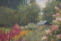 Paintings- Karen Blackwood / by Linda Spang