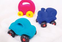 Rubbabu / Rubbabu produce hand made toys from natural biodegradable foam rubber. Our toys are soft, tactile and durable, offering years of endless imaginative play value and learning opportunities.