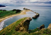 North Island, New Zealand / Venues for photography on New Zealand's North island