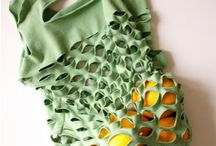 Homemade Produce Bag