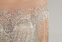 Embellished sparkly dress
