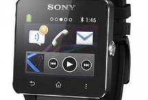 Sony Smartwatch SW2 Rubber Wristband - Hitam