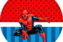 bolsitas hombre araña