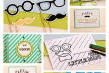 Party_little man,mustache
