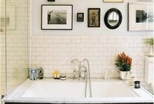Bathrooms / by Susan Cernek