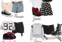 little mix Polyvore