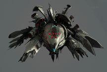 Star Horizon concepts / #StarHorizon #concept #concepts #ios #mobile #android #game #space #shooter #art