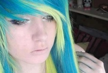 Kool hair! / My hairdressing skillz
