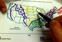 Make a 3-D Tactile Map of US Geographic Regions