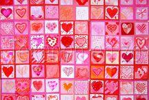 School - Valentijnsdag