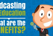 Education: Benefits of podcasting for teaching/education