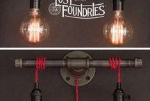 lampes industriel
