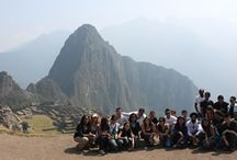 MBA Student Travel / Just some of the trips taken by students in top MBA programs