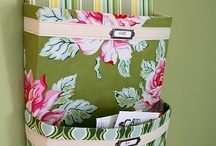 ~ DIY - Organizing & Storage Ideas~ / ~ All do it yourself storage ideas that inspires me to create.~ / by Cindy Battle
