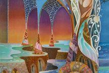 Art - Batik / by Chris Cantrelle