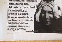 sorridi / Roberto benigni