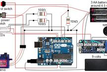 DIY Electronics for Audio Installation / Microcontrollers, sensors, amplifiers, maker tools and techniques