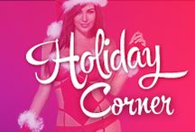 ❄❄❄ Obsessive Holiday Corner ❄❄❄❄ / Something special for gifts? ❄ Look at Obsessive stuff. ❄ See the Holiday Corner and find plenty of tempting inspirations! ❄ Try all of them! ❄ / by Obsessive - lingerie & more