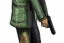 Resident Evil / Resident Evil Karakterleri