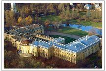 Tsarskoe selo, Alexandrovsky Palace
