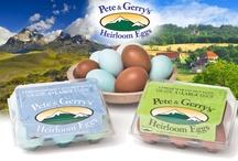 """Pete & Gerry's Heirloom Eggs-""""Taste the Heirloom Flavor"""" / by Pete & Gerry's Organic Eggs"""