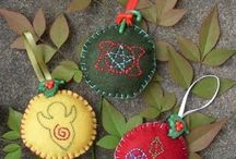 Holidays / Images, crafts, and ideas relating to the different holidays in the Wheel of the Year.