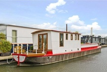 Houseboats / by Zoopla - Smarter Property Search