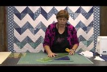 Quilting video