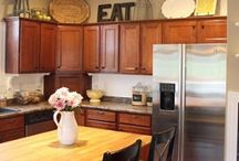 kitchen / by Rachel Phillips-Fore