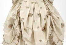 Robe A La Polonaise Inspiration  / by Aubry