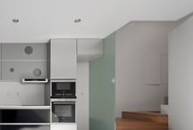 Interior - Kitchen / by Skinner Liu