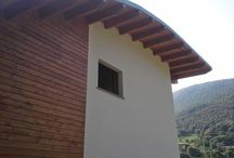 Villa  moderna ad Albino (BG) / Villa moderna in legno https://www.marlegno.it