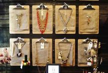 necklaces, hair accessories, etc