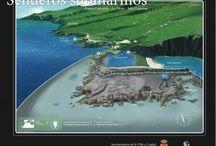 Nuestro Entorno / San Andrés y Sauces. Charco Azul. Charco de Las Damas. San Andrés. Playa del Puerto Espíndola. La Palma. Islas Canarias