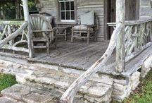 Lodge Style / Rustic decor