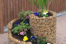 Creative ideas for gardens