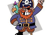 Pirates, thème à exploiter