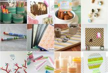 - DIY | WASHI TAPE -