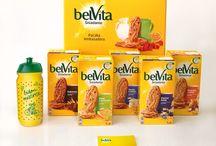 Kampania ciastek belVIta - edycja wiosenna / Wiosenna edycja kampanii ciastek belVita!  belVita to smaczne i pożywne ciastka stworzone specjalnie z myślą o śniadaniu. Są bogate w zboża, zawierają pełne ziarno, przynajmniej 5 rodzajów zbóż. #dlaMistrzówPoranka #belVita