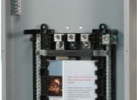 Load centers / Single Phase and Three Phase, MLO, Main Breaker Load Centers for Electrical Distribution.