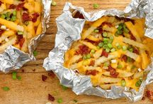 Aluminum Foil Recipes/Uses