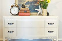 Paint Transformations - DIY Painted Furniture and More! / Explore exciting paint colors and finishes, before & after projects and everything from beginner friendly to advanced painting techniques. Come see how to transform the ho-hum into oh-yum with... PAINT!