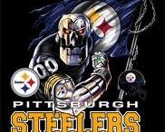 n- Pittsburgh Steelers / by Judy Harlow