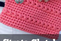 crochet jewelry & accessories