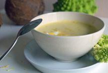 Suppen, Eintöpfe, Currys / vegetarische Suppen, Seelentröster
