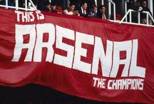 Arsenal Fan Banners / Banners made by Arsenal fans!